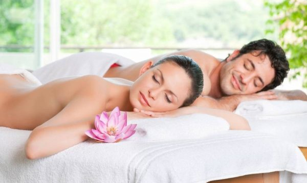 Paar-Massage in Hamburg